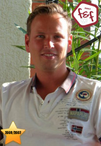 Eric Falk Meister 2008/2009