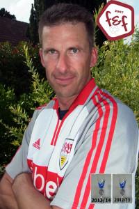 """Jochen """"Joki"""" Müller - Präsidium - Vizemeister 2009/2010 LigaCup-Sieger 2012/13, 2013/14"""