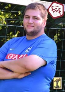 """Michael """"SVK"""" Mezger TippLiga-Meister 2012/2013 TippLiga-Vizemeister 2013/2014"""